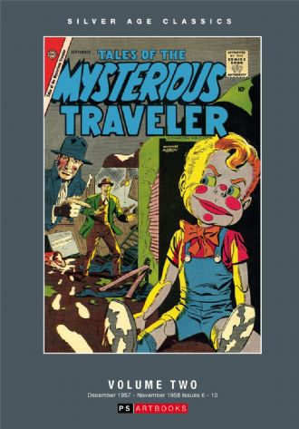 Silver Age Classics Mysterious Traveler  Volume 2